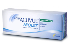 1 Day Acuvue Moist Multifocal With Lacreon