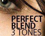 The Perfect Blend 3 Tone