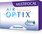 Air Optix Aqua Multifocal -  3 pieces
